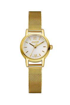 Julius Watch JA-887B Fashion Watch Women`s Leather Strap Watch