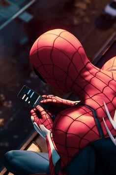 Marvel Heroes, Marvel Comics, Marvel Avengers, Spiderman Art, Amazing Spiderman, Best Marvel Characters, Spectacular Spider Man, Nami One Piece, Man Wallpaper