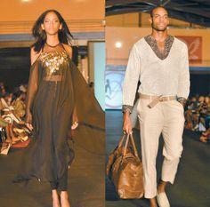 Trinidad Fashion Designers | ... Model Ryan West in William M & Co design. Photo by Douglas Photography