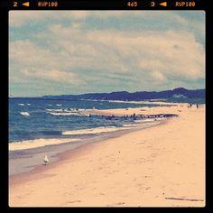 oval beach, saugatuck, mi
