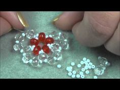 Easy Beaded Ball Tutorial