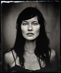 Photographer Takes Arresting Tintype Portraits of Random Visitors - My Modern Metropolis