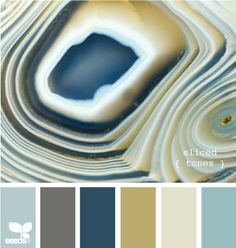 We are ending up with this color scheme.  Blue, family room.  Tan, Living room.  Pale blue, bathroom.  Grey bedroom.