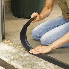Storm Shield Garage Door Threshold, Garage Door Seal