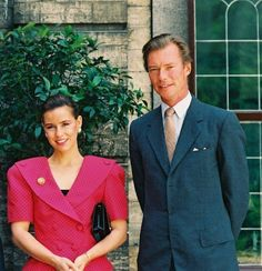 Luxembourg Germany, Maria Teresa, Casa Real, Grand Duke, Royal House, The Twenties, Suit Jacket, Marvel, Celebs