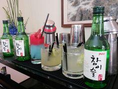 Buenos Tragos & Jinro en la embajada de Corea del Sur