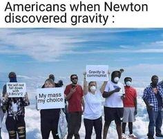 Really Funny Memes, Stupid Funny Memes, Funny Relatable Memes, Hilarious, Funny Stuff, Memes Humor, Dark Humor Jokes, Physics Memes, Funny Memes