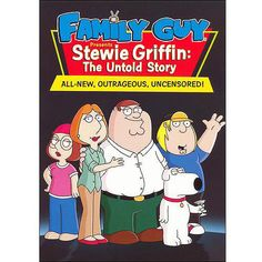 Family Guy Presents Stewie Griffin: The Untold Story #TheFamilyGuy #FamilyGuy #Family_Guy #Stewie #Peter Griffin