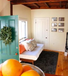 Real Life Advice: Hosting Guests Without a Guestroom