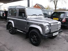 LAND ROVER Defender 90 TDCi XS Station Wagon For Sale in Blackburn - Windmill For Land Rover