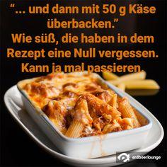 50 g Käse ;)