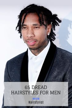 Discover the most trending dreadlock hairstyles for men and learn how to style one Dreads Styles, Hair Styles, Dreadlock Hairstyles For Men, Short Dreads, Long Length Hair, Haircuts For Men, Hair Lengths, Braids