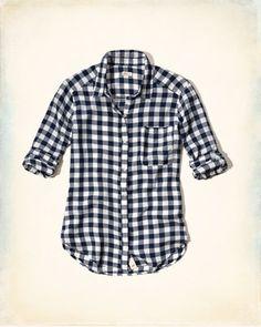 Camisa con bolsillo holgada