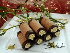 Russian Recipes, Christmas Cookies, Sausage, Food And Drink, Sweets, Chocolate, Ethnic Recipes, Cupcakes, Polish