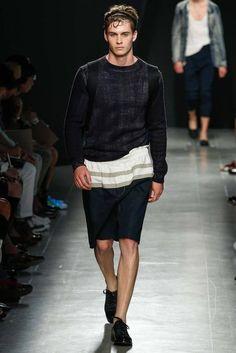 Bottega Veneta Spring 2015 Menswear Fashion Show: Runway Review - Style.com