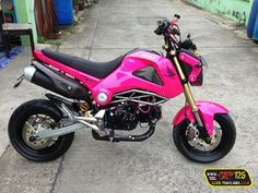 Honda Grom/MSX125 Aftermarket Support is CRAZY! - Page 15 - Honda Grom Forum