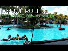 Liburan bersama keluarga di tempat wisata umbul pule glenmore banyuwangi - YouTube