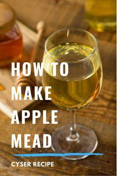 Apple Mead / Cyser Recipe Apple Mead / Cyser Recipe Generally there is much homework handling the hu Brewing Recipes, Homebrew Recipes, Beer Recipes, Alcohol Recipes, Fireball Recipes, Coffee Recipes, Homemade Wine Recipes, Homemade Alcohol, Homemade Liquor