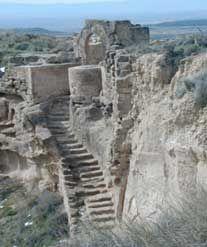 Por las piedras de al-Andalus.en monegros: alberuela..