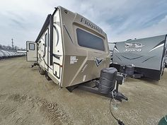 "SLEEK, LIGHTWEIGHT RV READY FOR FUN!   2018 Forest River Flagstaff Super Lite 26RLWS  Hitch up this 29' 11"" travel trailer that only weighs 6,000 lbs. (dry) and you're set to have a great time in the great outdoors! The enclosed underbelly and solar panel prep make it easy to head off the beaten path. The torsion axle, Rubber-Ryde suspension deliver a smooth, comfortable ride on the open road.  Give our Flagstaff Super Lite expert Mike Taravella a call 517-604-1908 for pricing and more info."
