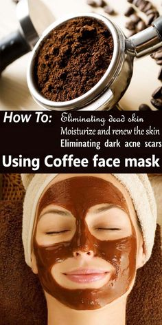 The Benefits Coffee Grounds Face Mask – Masks have become one of the facial treatments that must be used not only for women but also men. One of the variants is coffee face masks. Coffee Face Scrub, Diy Face Scrub, Coffee Face Mask, Face Scrub Homemade, Homemade Face Masks, Egg Face Mask, Honey Face Mask, White Face Mask, Glow