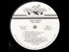 ▶ First Choice - Let No Man Put Asunder - YouTube (1983) (The bassline, at 3:12,  inspired Steve Silk Hurley to Jack your body).
