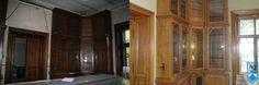 Renowacja mebli wnętrza Gabinetu Numizmatycznego w Muzeum im. Emeryka Hutten-Czapskiego przeprowadzona przez naszą stolarnię pkzwawel.pl