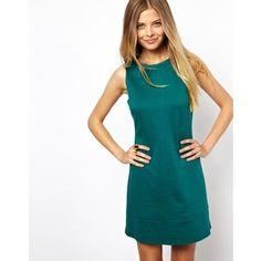 60s a-line shift dress