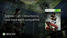 This!  Tom Clancy's Splinter Cell Conviction is coming to Xbox One backward compatibility today - MSPoweruser