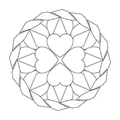 What Tangled Webs!: My Mandala Templates
