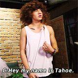 Tahoe Hood everyone. XD