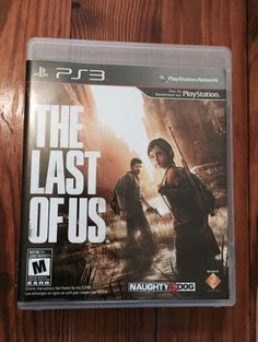 The Last of Us for PS3 Sony PlayStation 3 *No Scratches*  http://searchpromocodes.club/the-last-of-us-for-ps3-sony-playstation-3-no-scratches-2/