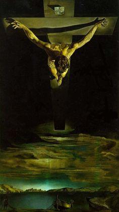 Ελ Γκρέκο, Νταλί και άλλοι σπουδαίοι ζωγραφίζουν τη Σταύρωση του Ιησού [εικόνες]   iefimerida.gr