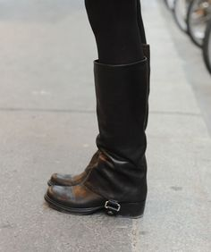 Rock 'n' Roll Style ✯ Miu Miu boots - I need a pair of boots like these!!!: