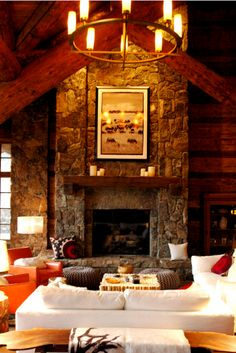 Harrer Residence -  Mammoth Lakes, California - RMT Architects