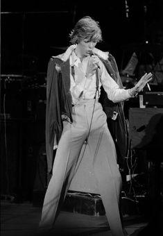 "vezzipuss.tumblr.com — David Bowie, ""Diamond Dogs Tour"", Circa 74"
