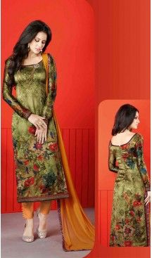 cotton salwar kameez, embroidered salwar kameez,    girls kurti@ http://ladyindia.com