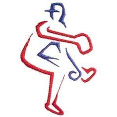 Sports Contours 1 - sports, games, recreation, contours, outlines, balance beam, baseball, basketball, bike, biking, bob sledding, bowler, bowling, cheerleader, discus, diver, diving, skiing, fencing, football, golf, gymnastics, hockey, jogger, jogging, karate, kick, kung fu, pitcher, pommell horse, rings, sail board, scuba, skateboarder, ski jump, snowboarding, speed skater, sprinter, swimming, tennis, water ski
