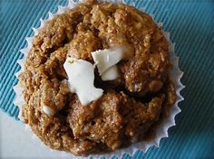 so, my oatmeal sweet potato muffins don't look exactly like that, but they taste pretty good!