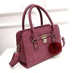 Bolsa de mão de senhoras de mulheres sacos de ombro tote Bolsa Couro Senhoras Bolsa Mensageiro