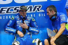 MotoGP: Aleix Espargaró leiloa fato de competição