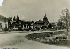 Claremont, Ca - circa 1906 - Harvard Ave.