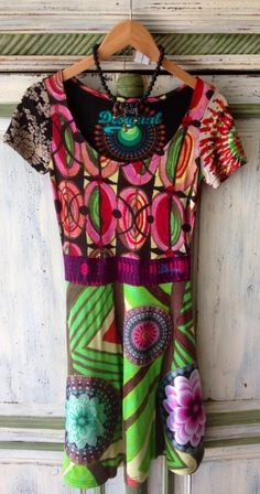 love the colors and the print!