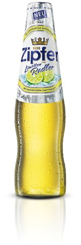 In particular during the summer or after sports activity, when you craving after something easy to quench your thirst, not too sweet and not too strong, the answer is the new Zipfer Limetten Radler: a unique combination of Zipfer beer and genuine lime juice. The sweet and sour taste of lime, low content of alcohol and no artificial sweeteners create a unique drink: not at all bitter, not too sweet, but extremely refreshing.