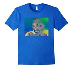 Albert Einstein Smoking Geeky Inventor T-Shirt - Male Small - Royal Blue Fun Tee http://www.amazon.com/dp/B01B4ZUSN8/ref=cm_sw_r_pi_dp_wpvQwb0A74NXF