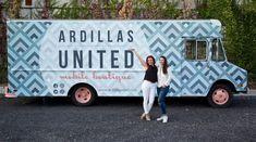 Take a peek inside the Ardillas United mobile boutique of two best friends.