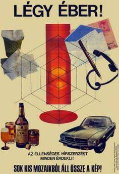 FB/Szocializmus hagyatéka - Élet az átkosban(456×665) Vintage Advertisements, Vintage Ads, Vintage Posters, Retro Posters, Illustrations And Posters, Hungary, Old Things, Advertising, Clip Art