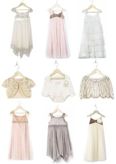 Flower Girl Dresses by Monsoon
