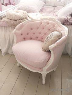Shabby Blushed Pink