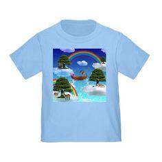 FantasyLand Toddler T-Shirts by haroulita on BoomBoomPrints